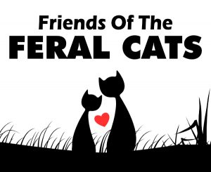 Friends Of The Feral Cats Logo